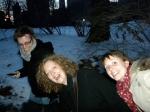 Central Park with Gerarda & Steph, February 2010
