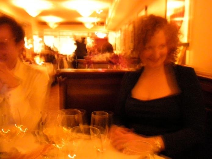 Gerarda's Birthday, New York, February 2010