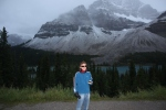 On the way to the glaciers, near Calgary, Alberta, September 2010