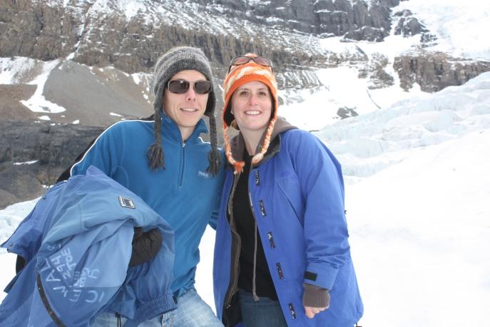 Athabasca Glacier, September 2010
