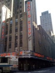 Radio City Music Centre; February 2010