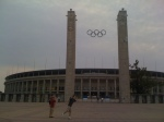 Olympic stadium, Berlin, Germany, June 2010