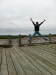Obligatory jump shot!