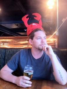 Aidan the lobster