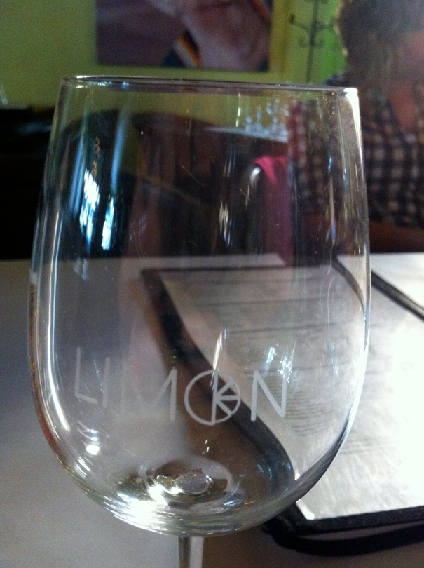 Oh noes. My glass is empty.