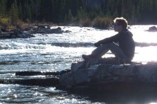 Elbow falls; thinky times.
