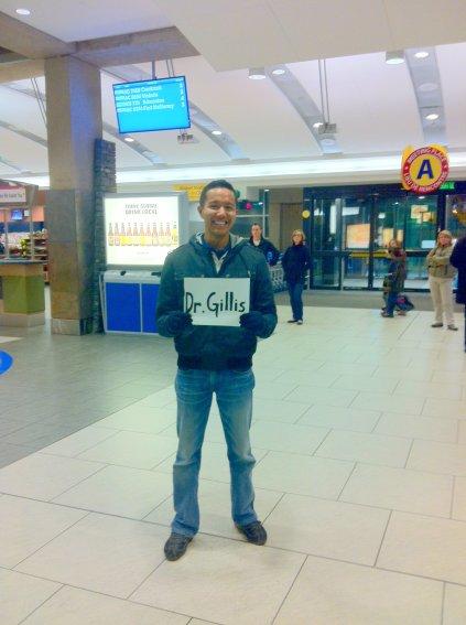 Welcome to Calgary :)