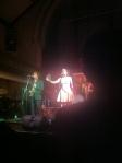 Amazing in concert