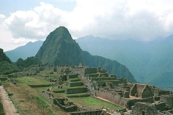 Machu Picchu. I was there. W00t!