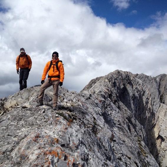 Mountain top adventures